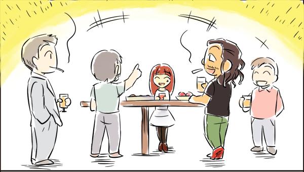 コンテアニメ サンプル画像