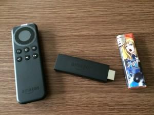 fireTVstick  コントローラ HDMI 接続キット