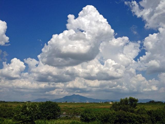 空 雲 山