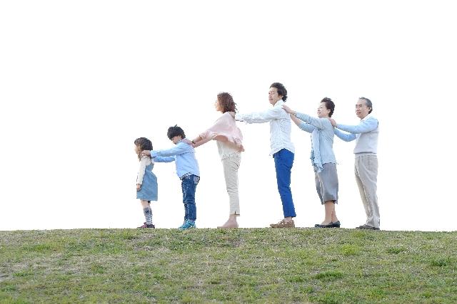 三世代 家族