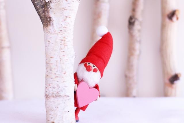 プレゼント サンタ クリスマス