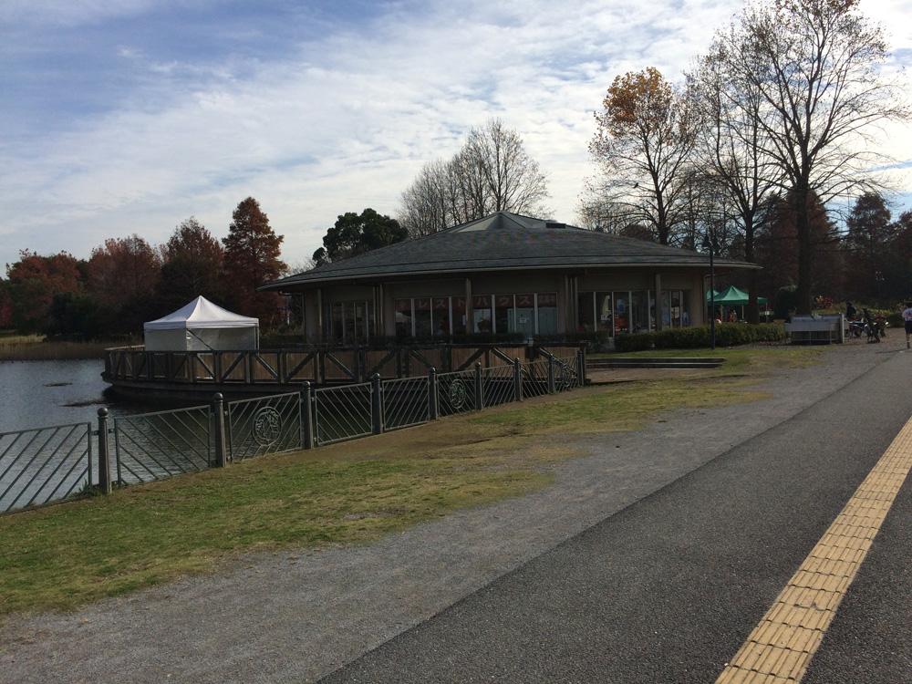 柏の葉公園 BBQ