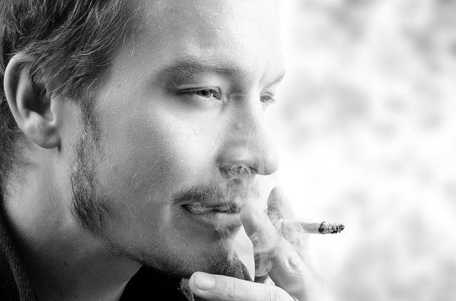 タバコ 渋い