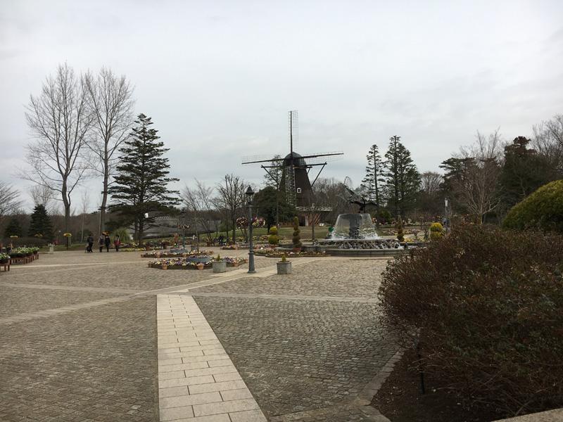 アンデルセン公園園内の様子