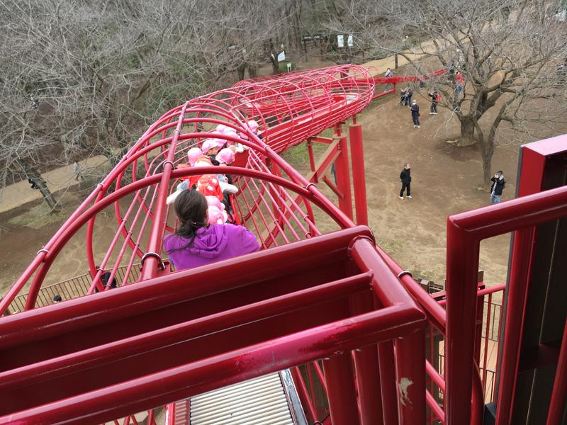 アンデルセン公園 巨大滑り台