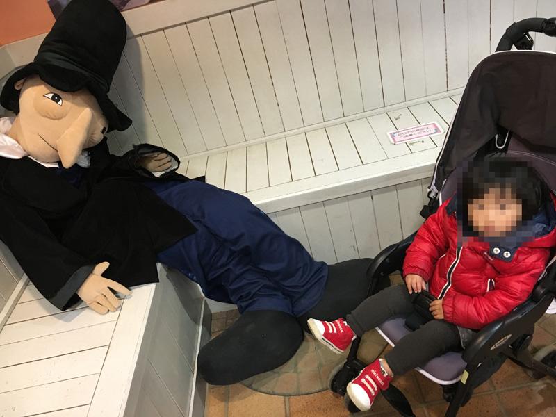 アンデルセン公園 アンデルセン人形