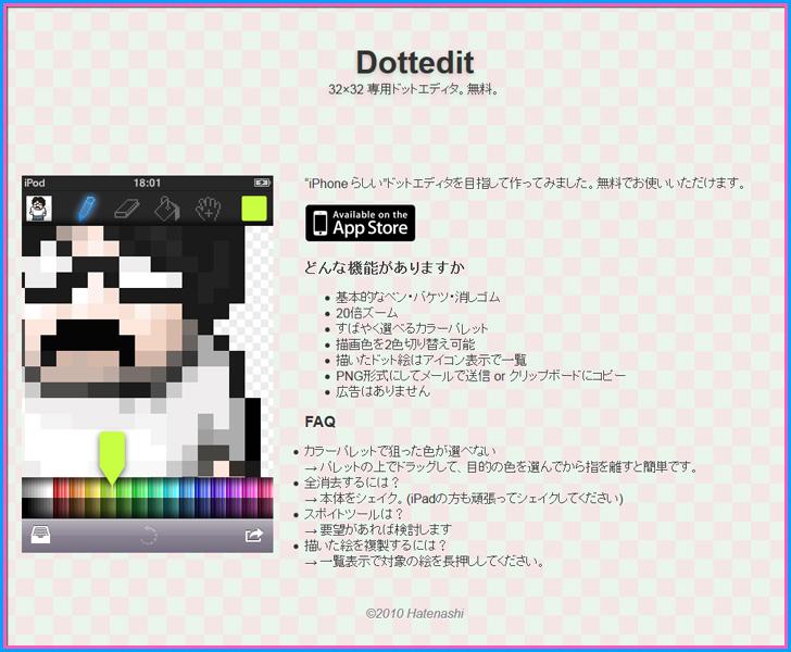 Dottedit