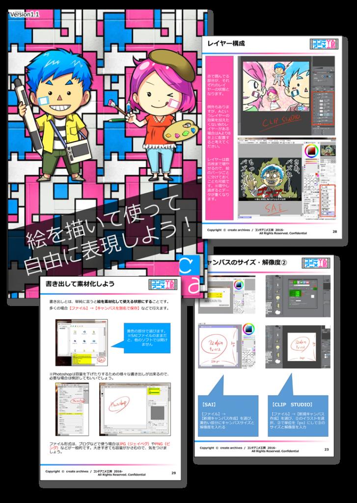 コンテアニメ工房 Ebook