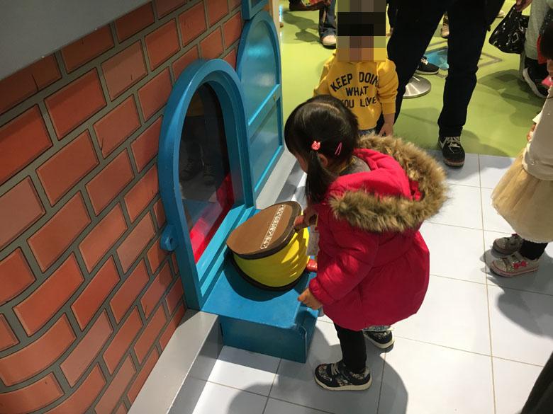アンパンマンミュージアム 遊べる