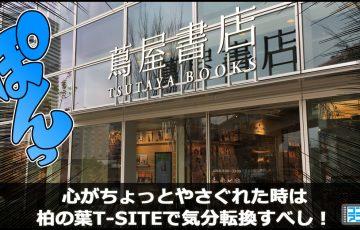 柏の葉T-SITE アクセス