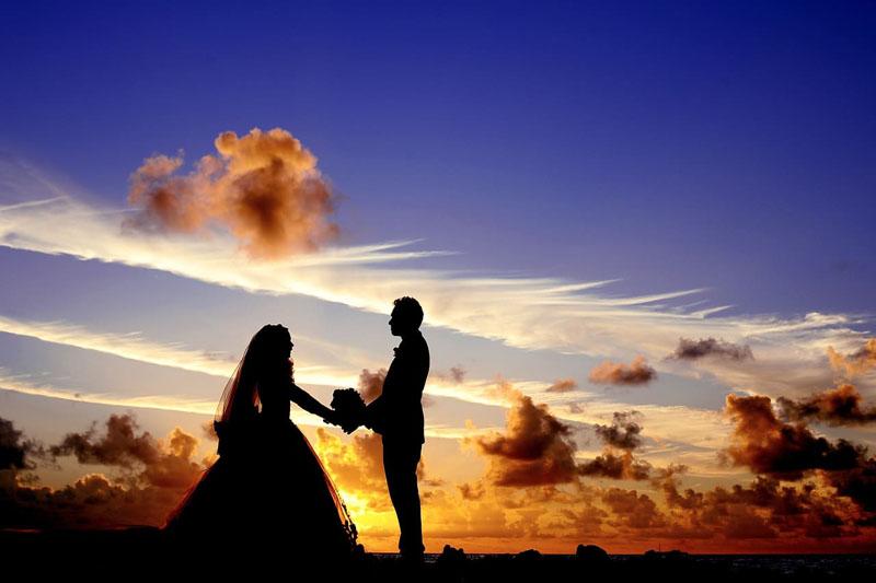 結婚報告 順番