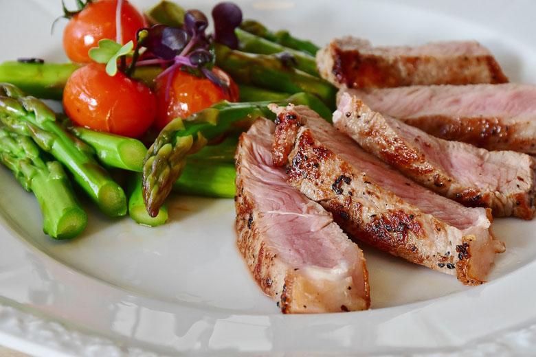 食事 糖質制限 肉