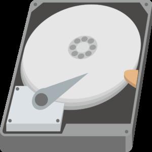 ハードディスク画像